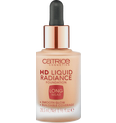 HD Liquid Radiance Foundation Produktbild productfrontviewclosed S