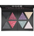 The Glitterizer Mix N Match Eyeshadow Palette Produktbild productfrontviewfullopen S
