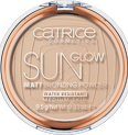Sun Glow Matt Bronzing Powder Produktbild productfrontviewclosed S