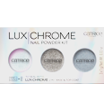 LuxChrome Nail Powder Kit Produktbild productfrontviewclosed S