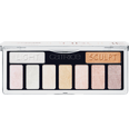 The Ultimate Chrome  Collection Eyeshadow Palette Produktbild productfrontviewfullopen S