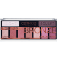 The Blazing Bronze Collection Eyeshadow Palette Produktbild productfrontviewclosed S