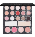 MADE FOR STARS 21 colour eyeshadow and face palette Produktbild productfrontviewfullopen S