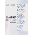 Heavenly Holo Full Cover Nail Sticker Produktbild productfrontviewclosed S
