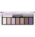 The Edgy Lilac Collection Eyeshadow Palette Produktbild productfrontviewfullopen S
