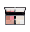 Professional Make Up Techniques Face Palette Produktbild productfrontviewfullopen S