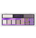 The Edgy Lilac Collection Eyeshadow Palette Produktbild productfrontviewclosed S