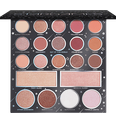 STARGAMES 21 colour eyeshadow and face palette Produktbild productfrontviewfullopen S