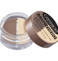 Brow Hero 2in1 Brow Pomade & Camouflage Waterproof Produktbild productfrontviewhalfopen S