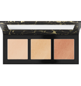 Luminice Highlight & Bronze Glow Palette Produktbild productfrontviewfullopen S