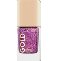 Gold Effect Nail Polish Produktbild productfrontviewclosed S