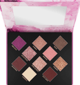 Crystallized Rose Quartz Eyeshadow Palette Produktbild productfrontviewfullopen S