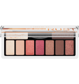 The Spicy Rust  Collection Eyeshadow Palette Produktbild productfrontviewhalfopen S