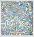 Royal Party Silver glitter show eyeshadow palette  Produktbild productfrontviewclosed S