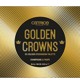 Royal Party Golden Crowns 30 Colour Eyeshadow Palette Produktbild productfrontviewclosed S