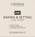 HD Baking & Setting Loose Powder Produktbild productfrontviewclosed S