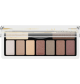 The Smart Beige Collection Eyeshadow Palette Produktbild productfrontviewhalfopen S