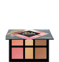 Aloha Sunsets Everyday Face And Cheek Palette Produktbild productfrontviewhalfopen S