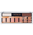 The Fresh Nude Collection Eyeshadow Palette Produktbild productfrontviewclosed S