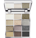 Royal Party Silver glitter show eyeshadow palette  Produktbild productfrontviewfullopen S