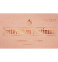 Royal Party Better Than Platinum Baked Highlighter Palette Produktbild productfrontviewclosed S
