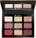 Royal Party INT My little coral eyeshadow palette Produktbild productfrontviewfullopen S