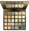 Royal Party Golden Crowns 30 Colour Eyeshadow Palette Produktbild productfrontviewfullopen S