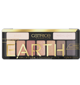 The Epic Earth Collection Eyeshadow Palette Produktbild productfrontviewclosed S
