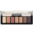 The Epic Earth Collection Eyeshadow Palette Produktbild productfrontviewhalfopen S