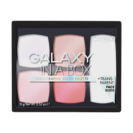 Galaxy In A Box Holographic Glow Palette Produktbild