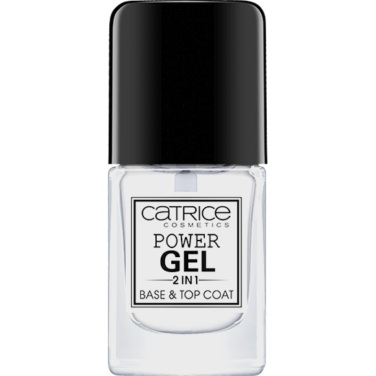 Power Gel 2in1 Base & Top Coat Produktbild productfrontviewclosed L