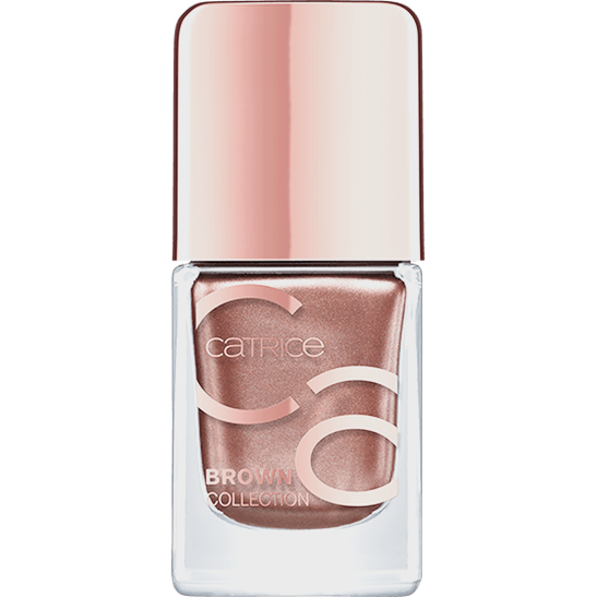 Brown Collection Nail Lacquer Produktbild productfrontviewclosed L