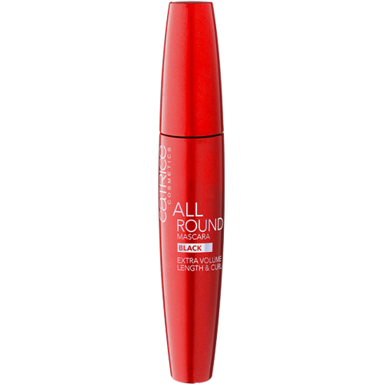 Allround Mascara Produktbild productfrontviewclosed L