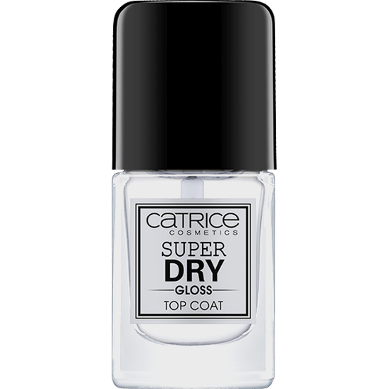 Super Dry Gloss Top Coat Produktbild productfrontviewclosed L