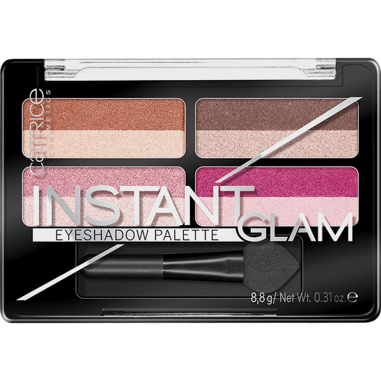 Instant Glam Eyeshadow Palette Produktbild productfrontviewclosed L