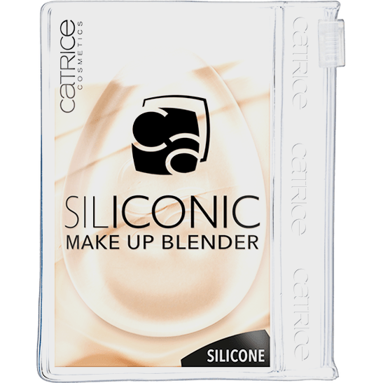 SilICONIC Make Up Blender Produktbild productfrontviewclosed L