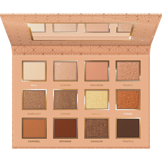 Addicted To Chocolates Eyeshadow Palette Produktbild productfrontviewfullopen L