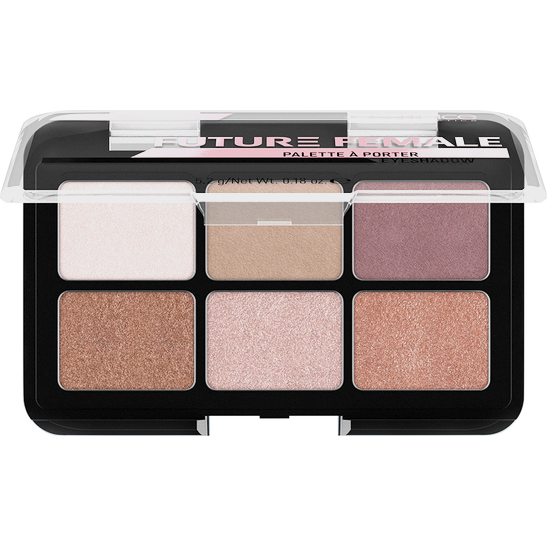 Future Female Palette À Porter Eyeshadow Produktbild productfrontviewfullopen L