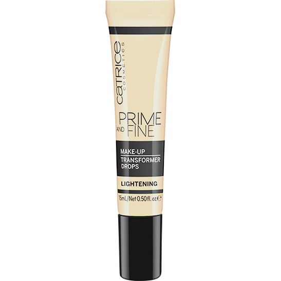 Prime And Fine Make Up Transformer Drops Lightening Produktbild productfrontviewclosed L