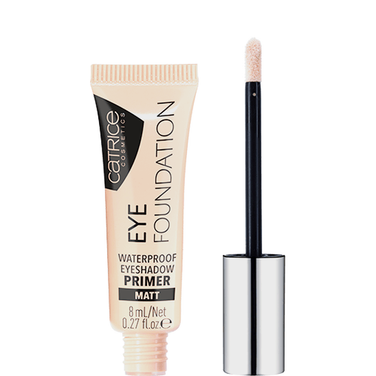 Eye Foundation Waterproof Eyeshadow Primer Produktbild productfrontviewfullopen L
