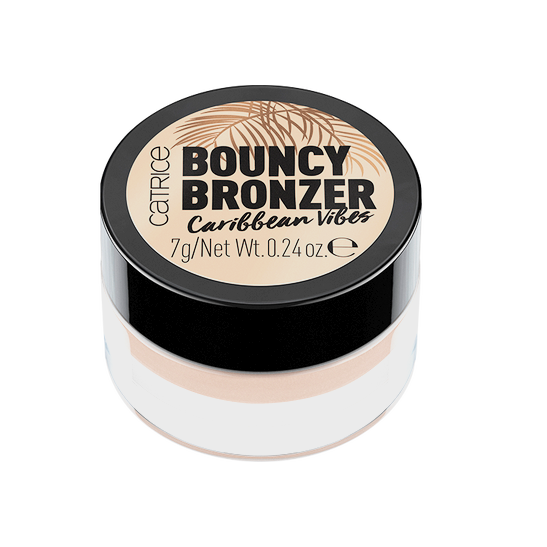 Bouncy Bronzer Caribbean Vibes Produktbild productfrontviewclosed L