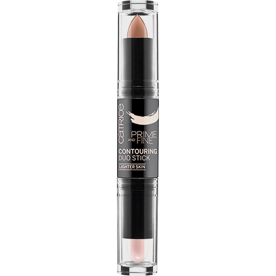 Prime And Fine Contouring Duo Stick Produktbild productfrontviewclosed L