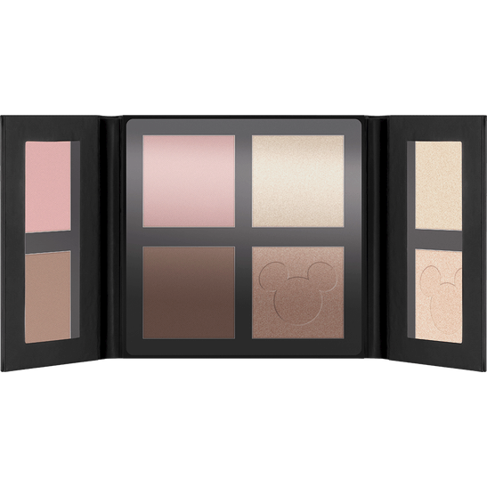 Mickey's 90th Anniversary Face Palette Produktbild productsideview L