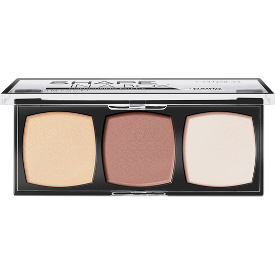 Shape In A Box Contouring Palette Produktbild productfrontviewfullopen L