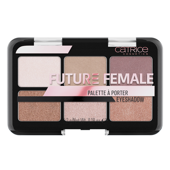 Future Female Palette À Porter Eyeshadow Produktbild productfrontviewclosed L