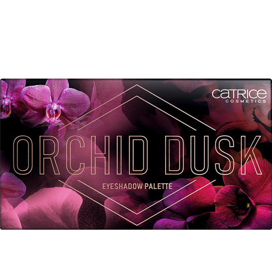 Orchid Dusk Eyeshadow Palette Produktbild productfrontviewclosed L