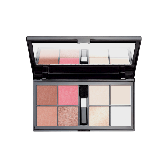 Professional Make Up Techniques Face Palette Produktbild productfrontviewfullopen L