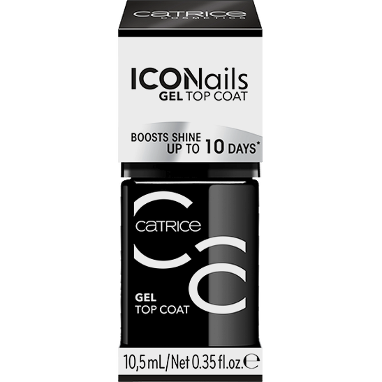 ICONails Gel Top Coat Produktbild productouterpackagingclosed L