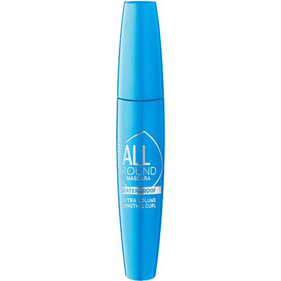 Allround Mascara Waterproof Produktbild productfrontviewclosed L