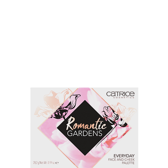 Romantic Gardens Everyday Face And Cheek Palette Produktbild productfrontviewclosed L